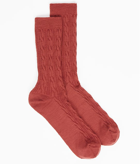 Smartwool: Cable Crew Socks