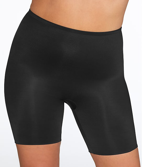 SPANX: Plus Size Power Conceal-Her Medium Control Mid-Thigh Shaper