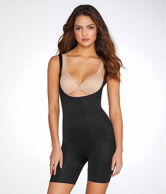 SPANX: Conceal-Her Medium Control Open-Bust Bodysuit