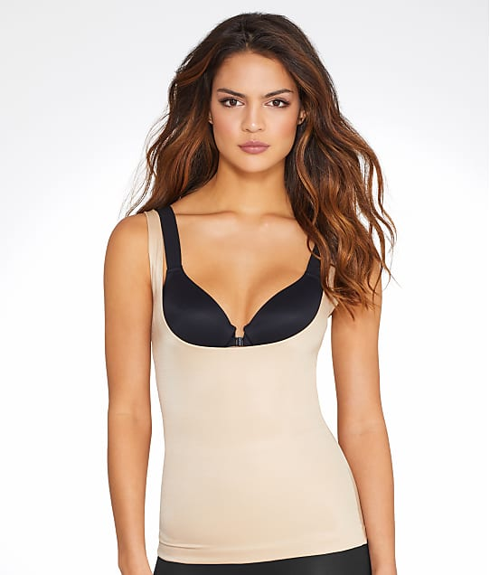 SPANX: Power Conceal-Her Medium Control Open-Bust Camisole