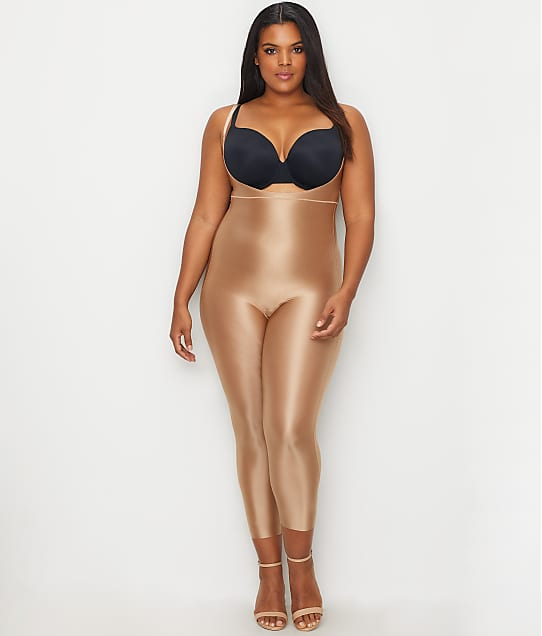 290f37e423008 SPANX Plus Size Medium Control Suit Your Fancy Open-Bust Catsuit ...