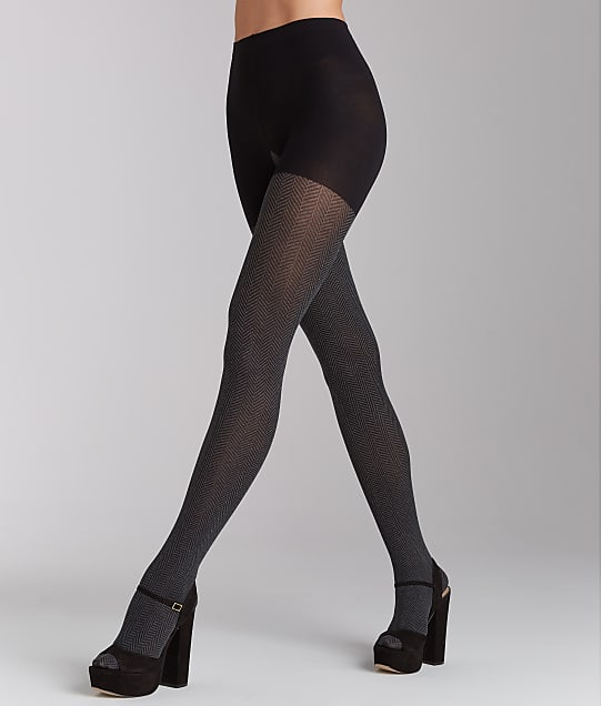 SPANX: Herringbone Shaping Tights