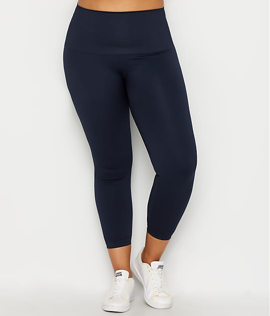f892ef10ceb6ba SPANX Plus Size Look At Me Now Cropped Leggings | Bare Necessities (20099P)