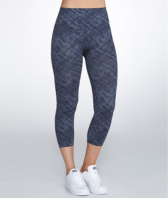 SPANX: Look At Me Now Medium Control Cropped Leggings