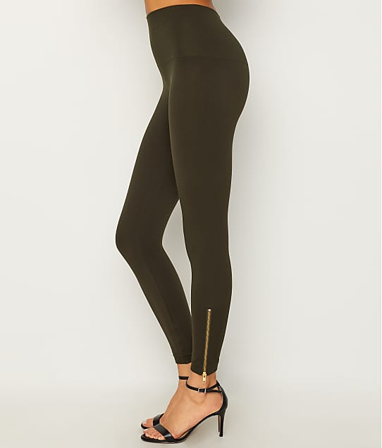 70e832f1ddf97 SPANX Look At Me Now Side Zip Leggings   Bare Necessities (20191R)
