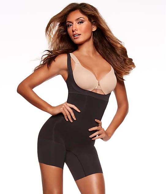SPANX: Shape My Day Medium Control Open-Bust Bodysuit