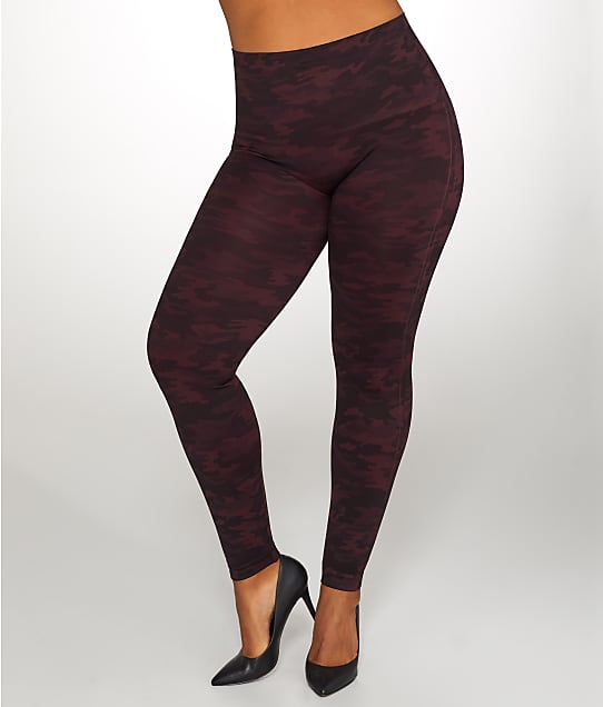 SPANX: Plus Size Look At Me Now Seamless Leggings