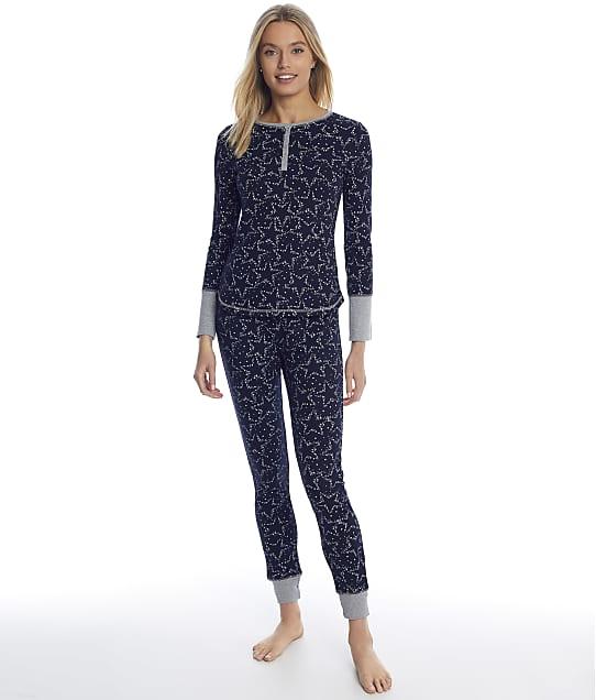 Splendid: Starry Night Thermal Pajama Set