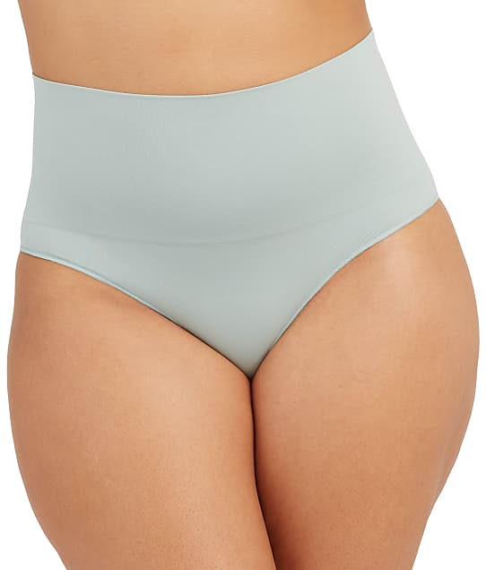 SPANX Plus Size Everyday Shaping Brief in Sea Salt(Full Sets, Seasalt) PS0715