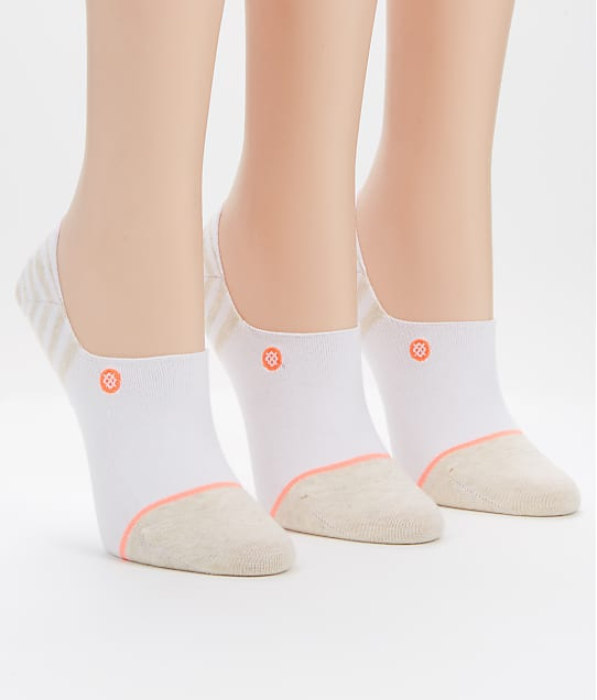 Stance: Uncommon Invisible Socks 3-Pack