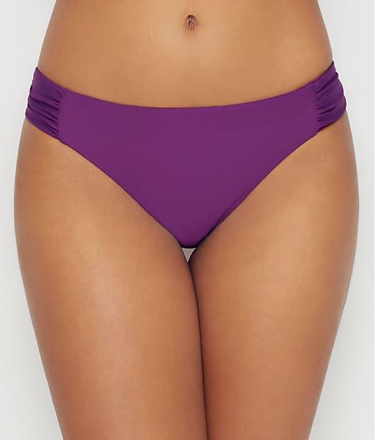 Sunsets: Deep Plum Femme Fatale Bikini Bottom