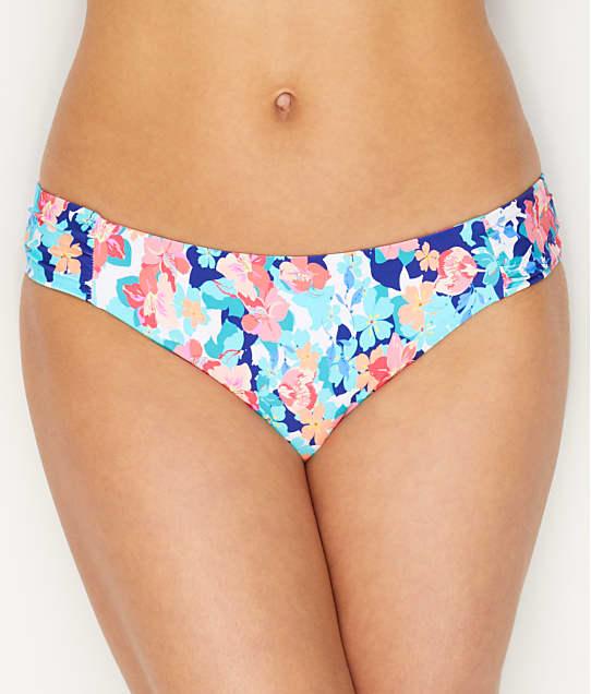Sunsets: Flower Bed Femme Fatale Bikini Bottom