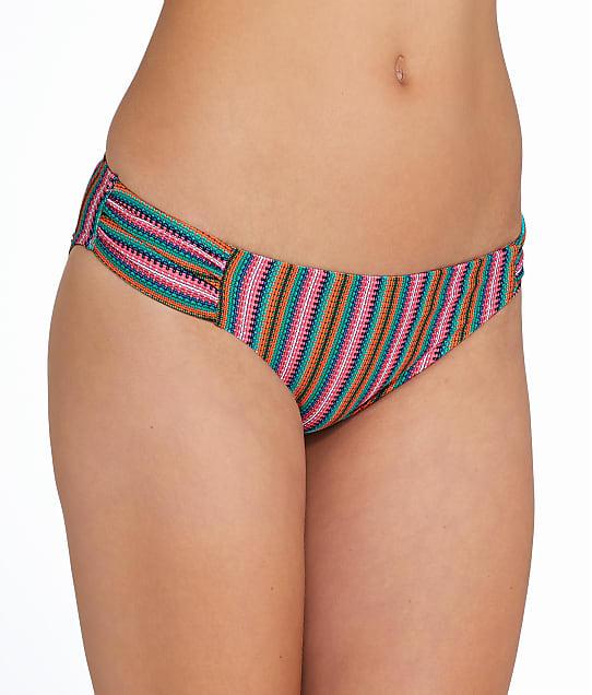 Sunsets: Lima Stripe Bikini Bottom