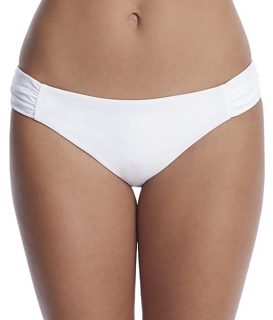 Sunsets: White Femme Fatale Bikini Bottom