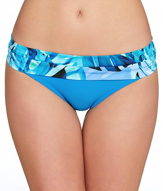 Sunsets Calypso Banded Bikini Bottom in Calypso 27B-CALY