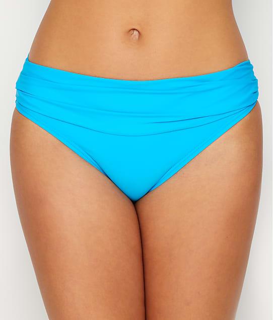 Sunsets: Poolside Blue Unforgettable Bikini Bottom