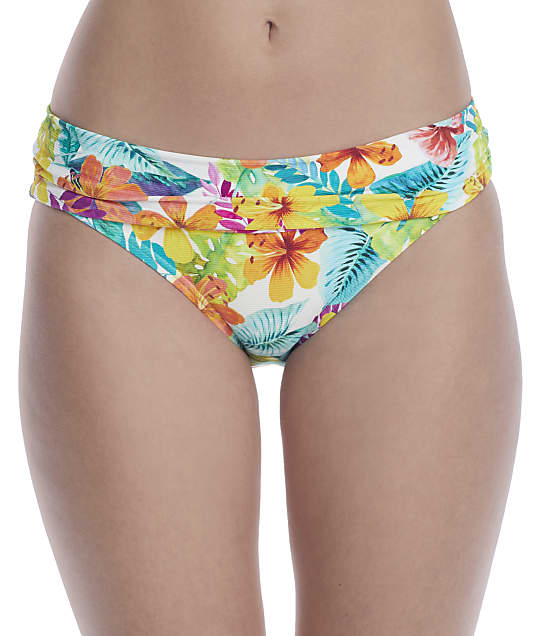 Sunsets Tropical Adventure Unforgettable Bikini Bottom in Tropical Adventure(Front Views) 27B-TROAD
