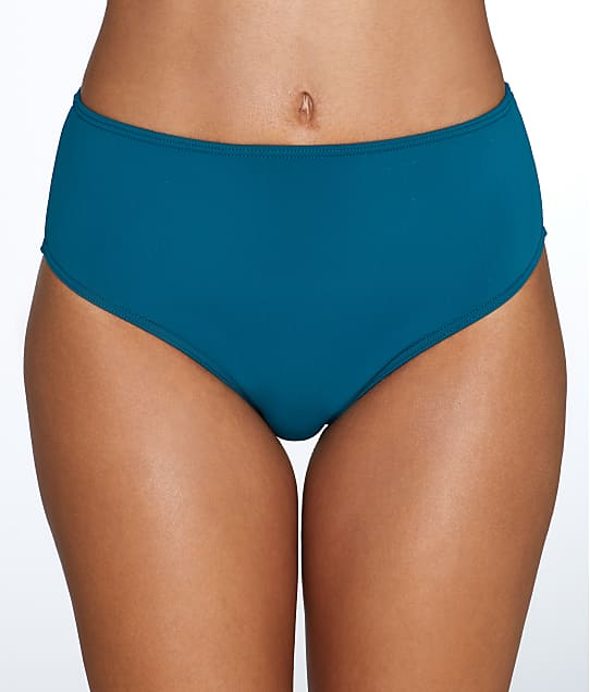Sunsets: Jade High-Waist Bikini Bottom