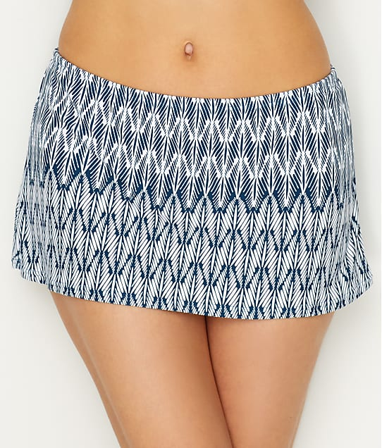 Sunsets: Foxtail Kokomo Skirted Bikini Bottom