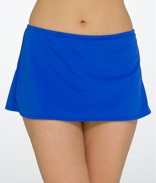 Sunsets: Ultra Blue Skirted Bikini Bottom