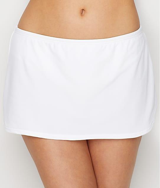 Sunsets: White Lily Kokomo Skirted Bikini Bottom