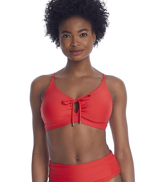 Sunsets: Scarlet Kauai Underwire Bralette Bikini Top