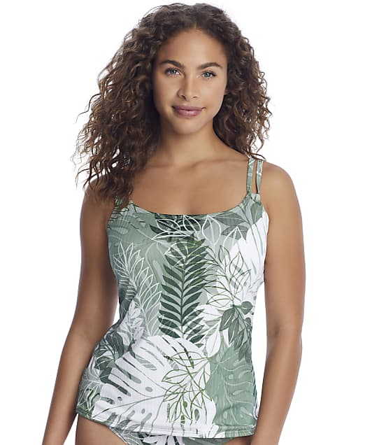 Sunsets: Palm Grove Taylor Underwire Tankini Top