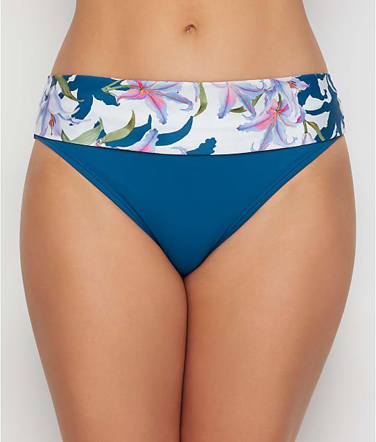 Swim Systems: Lily Patch Banded Bikini Bottom