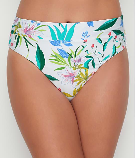 Swim Systems: Coastal Garden High-Waist Bikini Bottom