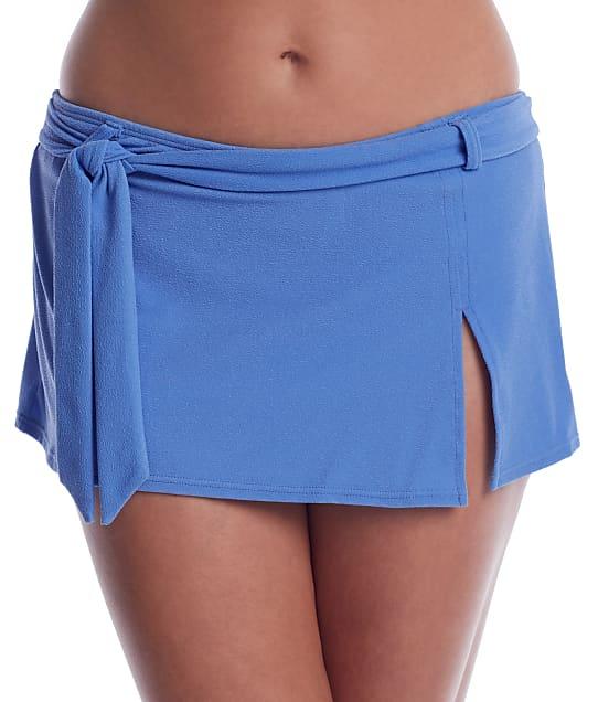 Swim Systems: Bluebell Belted Skirted Bikini Bottom