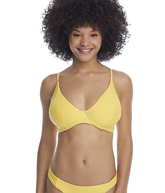 Swim Systems Sunshine Maya Underwire Bikini Top in Sunshine T516-SUNSH