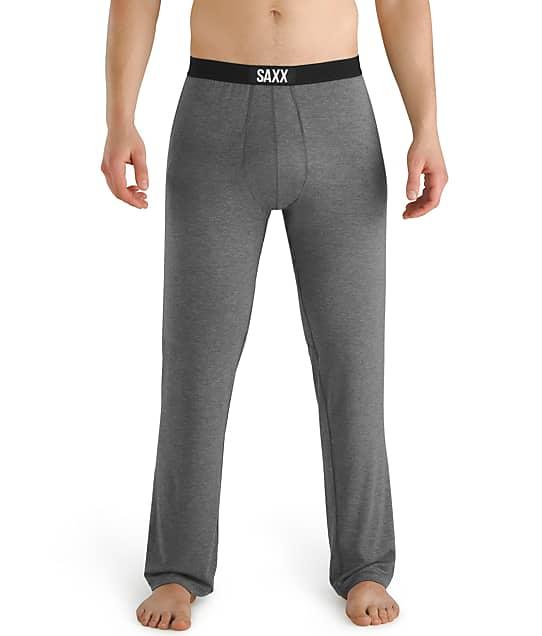 SAXX Sleepwalker Modal Lounge Pants in Charcoal Heather SXLW32