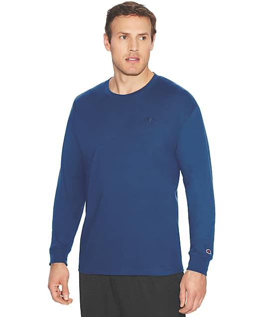 Champion: Classic Jersey Long Sleeve Shirt