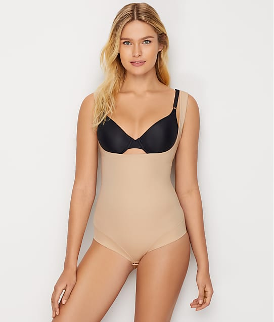 TC Fine Intimates: Extra Firm Control Open-Bust Bodysuit