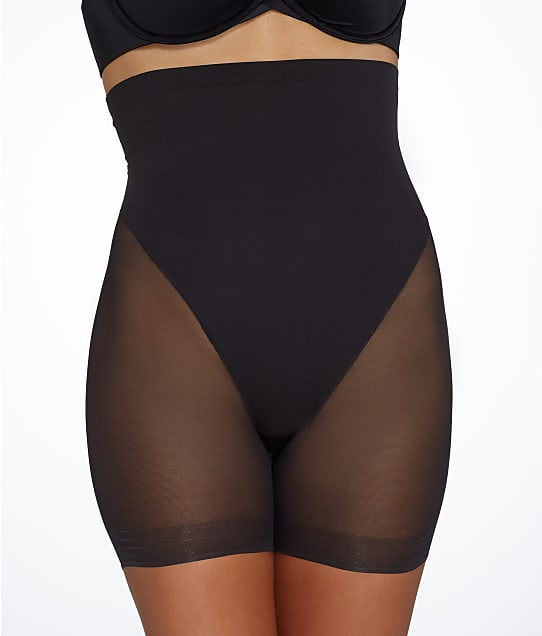 TC Fine Intimates: Sheer Shaping Firm Control High-Waist Shaper