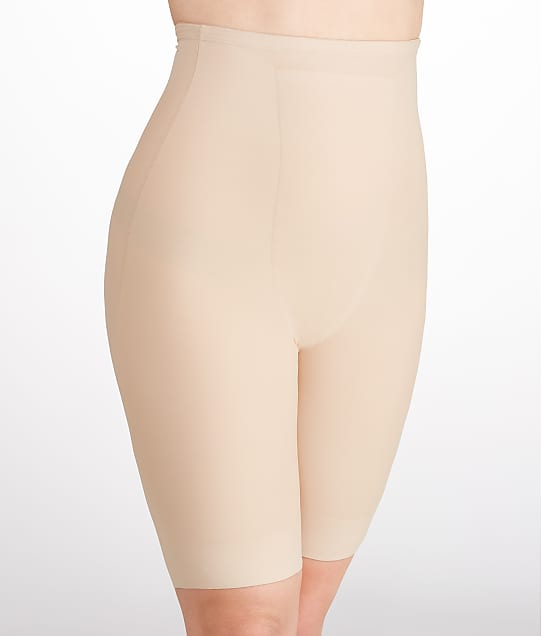 TC Fine Intimates: Plus Size Medium Control High-Waist Thigh Slimmer