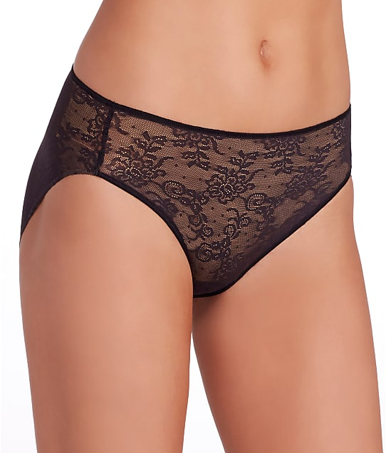 TC Fine Intimates: Lace Hi-Cut Brief