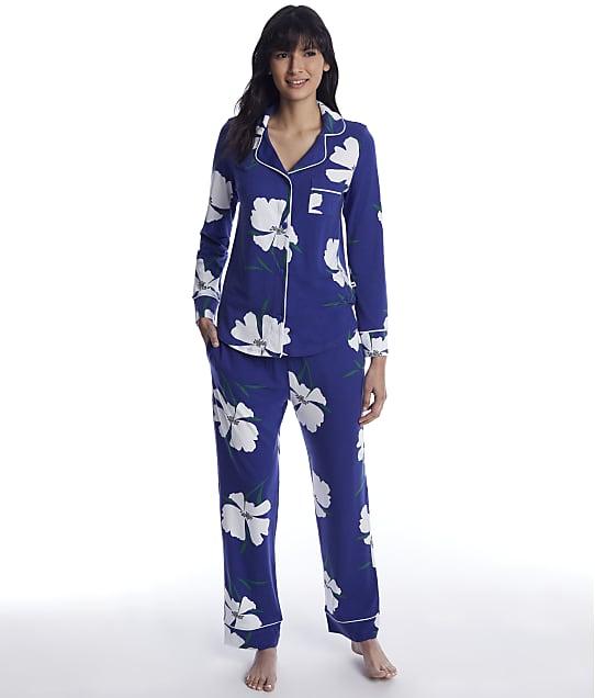 The Cat's Pajamas: Icelandic Poppy Pima Knit Pajama Set