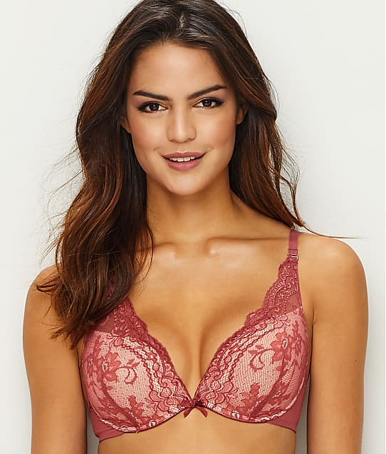 The Little Bra Company: Lucia Level 3 Push-Up Plunge Bra