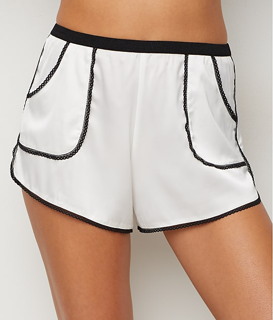 Thistle & Spire: Devoe Satin Shorts