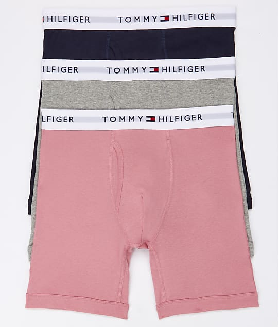 Tommy Hilfiger: Classic Boxer Brief 3-Pack