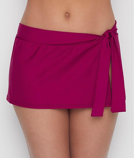 Tommy Bahama: Pearl Solids Skirted Bikini Bottom