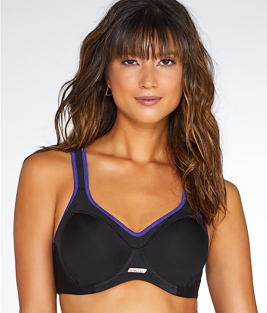 Triumph: Tri-Action Underwire Sports Bra