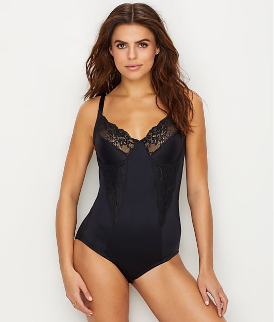 Maidenform: Flexees Embellished Firm Control Bodysuit