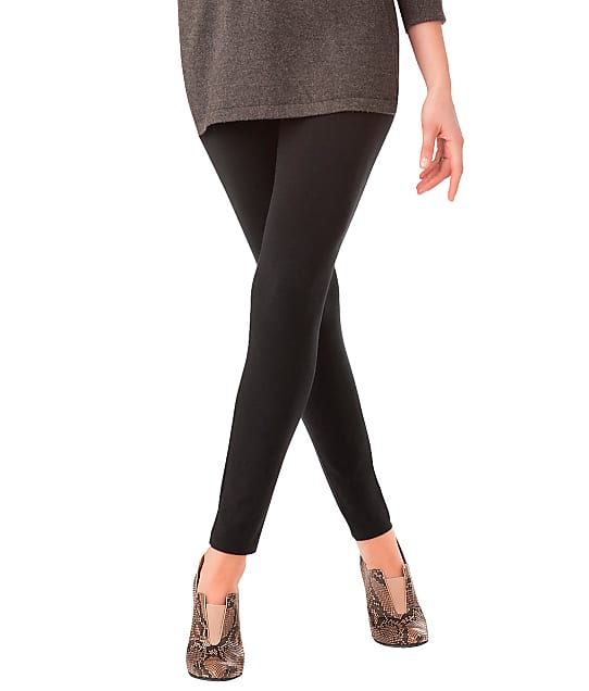 HUE: Plus Size Ultra Leggings With Wide Waistband