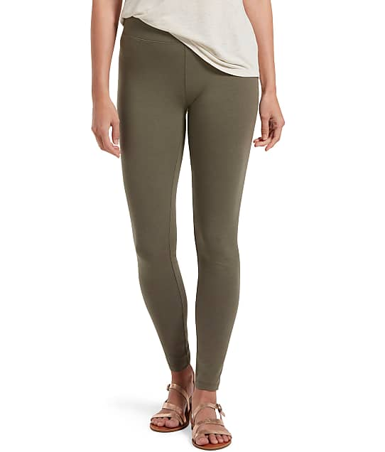 HUE: Ultra Leggings With Wide Waistband