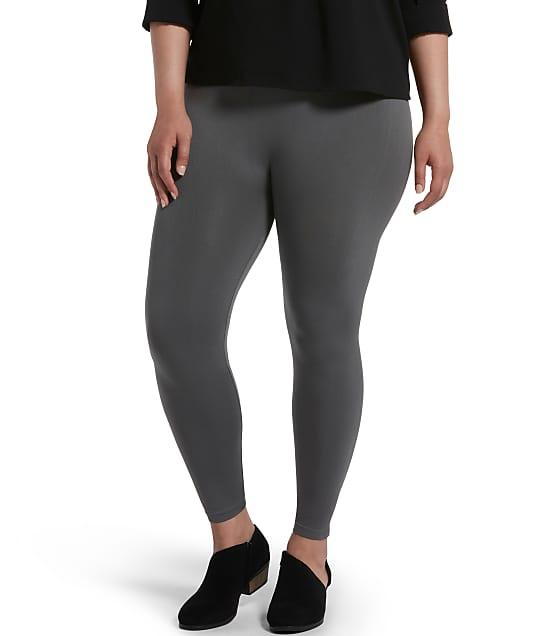 HUE: Plus Size Seamless Leggings