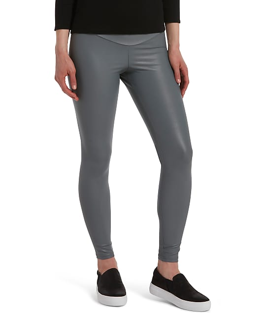 HUE: Plus Size Body Gloss Leggings