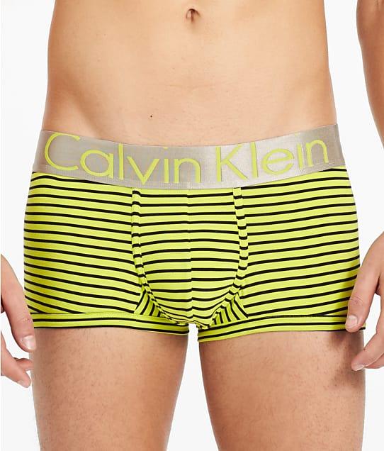 Calvin Klein: Steel Microfiber Low Rise Trunk