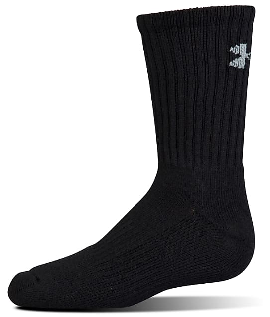 Under Armour: Charged Cotton Crew Socks 6-Pack